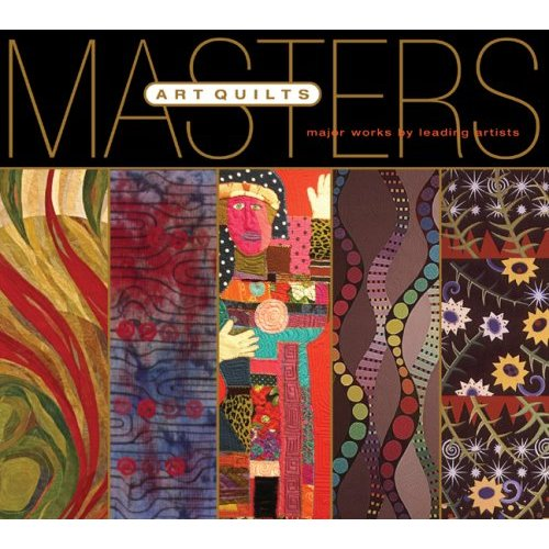 Masters Art Quilts volume 1 cover
